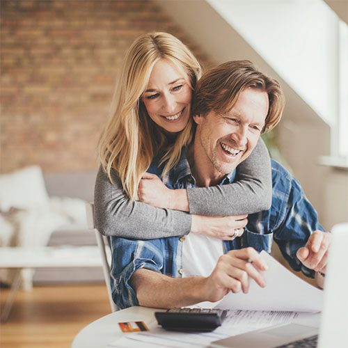 Home budgeting with a smile